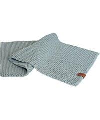 Catness Design s.r.o. Ručně pletený koberec 011 sv. šedý 50x100 cm