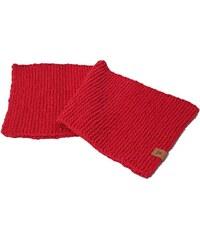 Catness Design s.r.o. Ručně pletený koberec 027 červený 50x100 cm