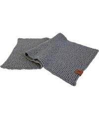 Catness Design s.r.o. Ručně pletený koberec 013 šedý 50x100 cm