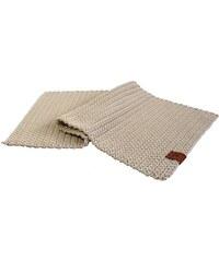 Catness Design s.r.o. Ručně háčkovaný koberec 033 slonová kost 50x100 cm