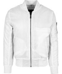 Urban Classics Basic Bomber Leichte Jacken Jacke white