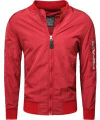 Pánská červená bunda CARISMA