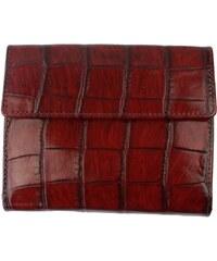 Dámská kožená peněženka Maitre 668 - červená