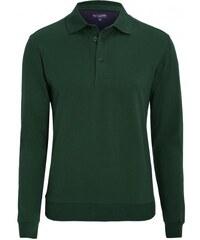 Paul R.Smith Herren Poloshirt T-Shirt Comfort bequem grün aus Baumwolle