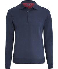 Paul R.Smith Herren Poloshirt T-Shirt Comfort bequem blau aus Baumwolle