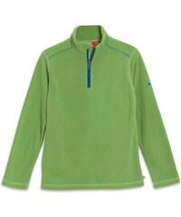 Rossi Jungen Sweatshirt Pullover figurnah grün