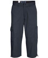 Paul R.Smith Herren Shorts Hose 3/4Länge blau aus Baumwolle