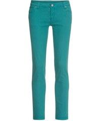 Livre Damen Hose Skinny - hauteng blau aus Baumwolle