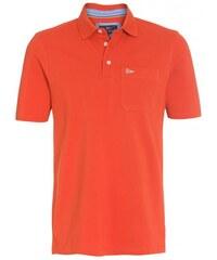 Paul R.Smith Herren Poloshirt T-Shirt orange aus Baumwolle