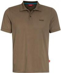 Vittorio Rossi Herren Poloshirt T-Shirt braun