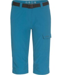 Vittorio Rossi Damen Bermuda kurze Hose 3/4 Länge blau