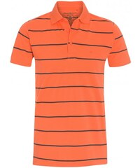 COOL CODE Herren Poloshirt T-Shirt orange aus Baumwolle