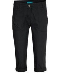 COOL CODE Damen Shorts Hose normale Leibhöhe schwarz aus Baumwolle