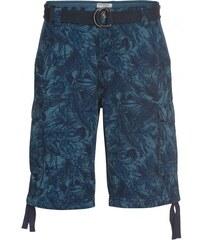 Tantum O.N. Herren Shorts Hose kniefrei blau aus Baumwolle