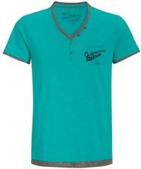 COOL CODE Herren T-Shirt V-Ausschnitt aus Baumwolle