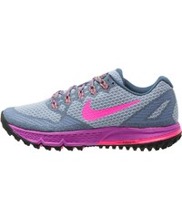 Nike Performance AIR ZOOM WILDHORSE 3 Laufschuh Trail ocean fog/hyper pink/hyper violet/laser orange