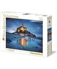 Clementoni Mont St Michel - Puzzle - 1500 pièces