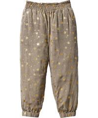 bpc bonprix collection Pantalon imprimé, T. 80-134 marron enfant - bonprix