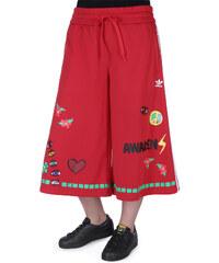 adidas Artist Culottes W pantalon collegiate red