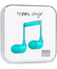 Sluchátka Happy Plugs In-Ear Turqoise