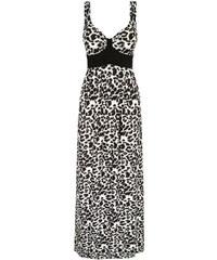 Iska Dámské šaty RA1539_LEOPARD