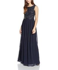 Adrianna Papell Damen Kleid Slvlss Bead Bodice Ggt Gown