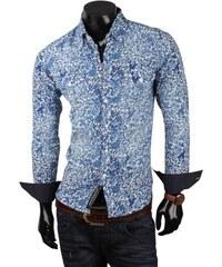 Pánská květovaná košile CARISMA