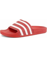 adidas pantofle Adilette červené