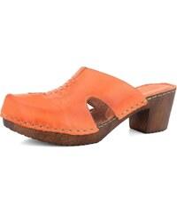 Ten Points pantofle nazouváky Orange