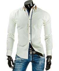 Nádherná pánská košile s dlouhým rukávem (dx0909)