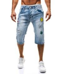 Trendy džíny se smajlíkem 95239