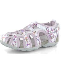 Geox dívčí sandály květované Roxanne Lilac