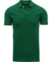 Fantastická zelená pánská polokošile