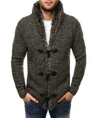 Béžový svetr na zimu 18071