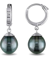 KLENOTA Naušnice s Tahitskými perlami