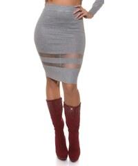 Koucla Úpletová sukně dámská