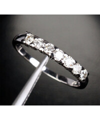 KLENOTA Zlatý prsten s diamanty