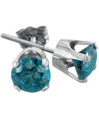 KLENOTA Diamantové náušnice