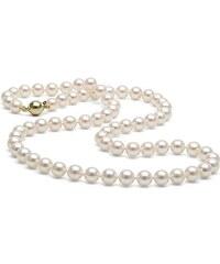 KLENOTA Luxusní perlový náhrdelník