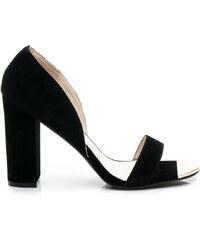 KOI Sandálky s kovovou špičkou