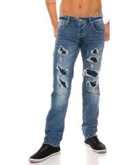 Koucla Módní pánské jeans