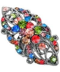 DAMSON Dámský prsten s krystaly