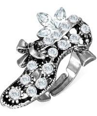 DAMSON Dámský prsten s křišťály