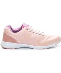 Kylie Hadí růžové sportovní boty