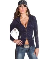 Koucla Propínací dámský svetr