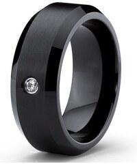 KLENOTA Pánský prsten, briliant