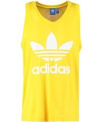 adidas Originals Top jaune/blanc