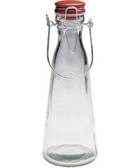 KILNER Skleněná lahev s klipem 500 ml