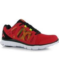 boty Karrimor Duma 2 pánské Running Shoes Black/Red