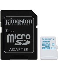 Kingston Speicherkarte »microSDHC Action Cam UHS-I U3, mit Adapter, 32GB«